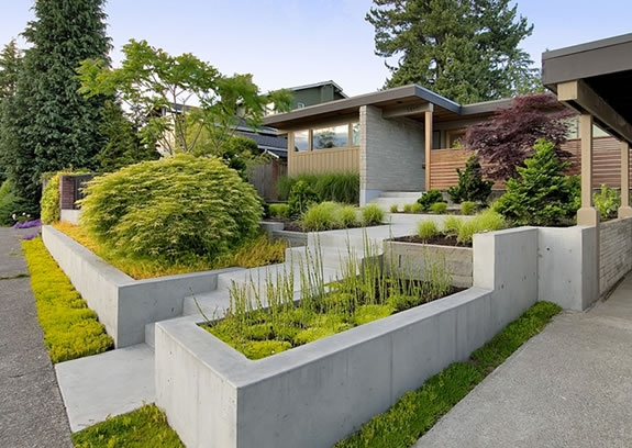 Mid Century Modern Remodel seattle mid-century modern bungalow renovation | shks architects